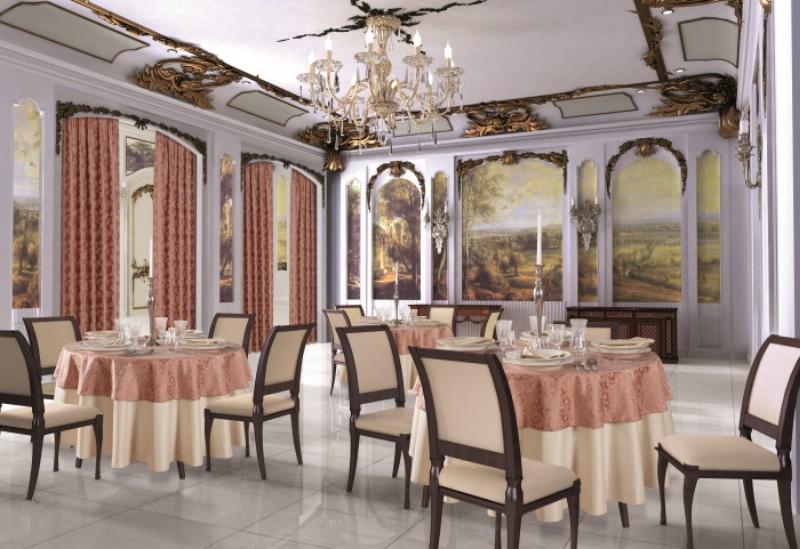 Fete de masa restaurant Vesuvio